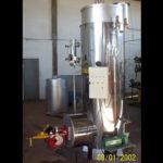 Modelo – MLV  Combustível Lenha/Caroço/Açai