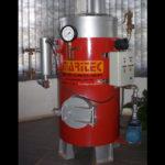 Sauna – Combustível Gás GLP/Natural, Lenha e Óleo
